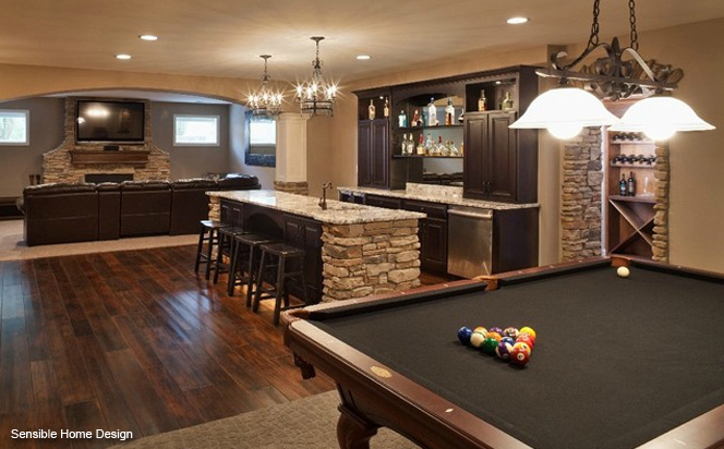 Basement Remodeling Lancaster Pa Paragon Design And Construction